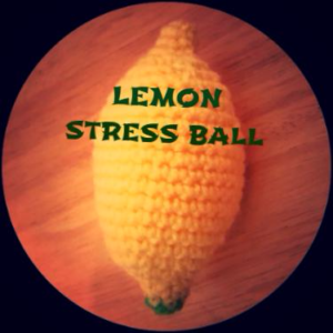 GOT STRESS?  CREATE LEMON STRESS BALLS!